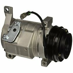 Four Seasons 78377 New AC Compressor with Specific Electrical Connector