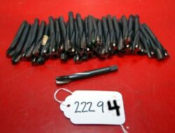 Lot Of Taps 7/16 -20nf - 43 Pieces Nos Inv.22294