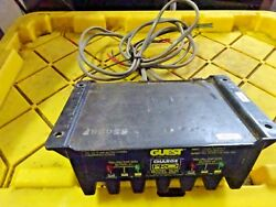 Guest Charge Pro 2620 Marine 10/10 Amp 12/24 Vdc Pwr Source Excllnt Preowned