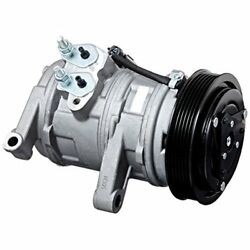 Four Seasons 68308 AC Compressor with Clutch and Specific Electrical Connector