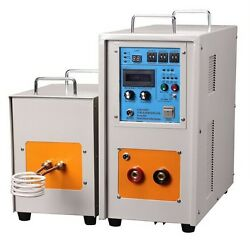 High Frequency Induction Heater Furnace LH-35AB 40 KW 30-80 KHz
