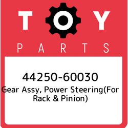 44250-60030 Toyota Gear Assy Power Steeringfor Rack And Pinion 4425060030 New