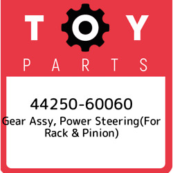 44250-60060 Toyota Gear Assy, Power Steeringfor Rack And Pinion 4425060060, New