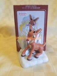 Carlton Cards Heirloom Rudolph The Red Nosed Reindeer Misfits Song Ornament Cc