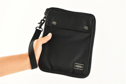 HOBONICHI TECHO 2019 A5 COVER PORTER CONNECT BLACK COUSIN NEW from JAPAN