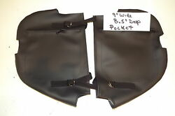 Harley Lower Fairing Road Glide Cover W/ Turn Signal And Foot Peg Cutout W/pocket