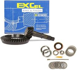 Gm 8.875 Chevy 12 Bolt Car 4.10 Thick Ring And Pinion Mini Excel Gear Pkg