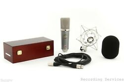 Neumann TLM 67 Condenser Cable Microphone TLM67 Set Z with Shockmount NEW!!
