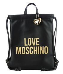 Moschino Women's Bags Bucket Bag & Backpack - JC4094PP16LM100A  Black