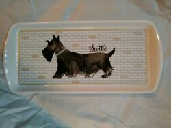 SCOTTIE SCOTTY SCOTTISH TERRIER DOG APPROX 10.75