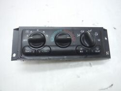 2003 CHEVY VENTURE AT HEATER C CLIMATE CONTROL PANEL OEM 2001 2002