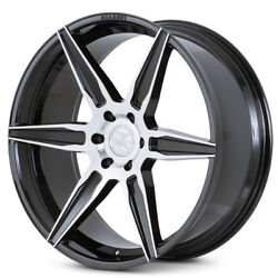 22 Ferrada Ft2 Machined Concave Wheels Rims Fits Land Rover Range Rover