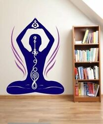 The Yogi Wall Stickers Removable Kids Nursery Home Decal