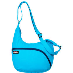 Kavu SYDNEY SATCHEL Women#x27;s Crossbody Canvas Purse Shoulder Bag MALIBLUE NWT $36.00