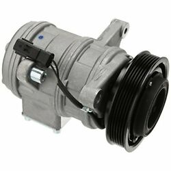 Four Seasons 78379 New AC Compressor with Specific Electrical Connector