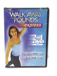 Walk Away the Pounds Express - 2 in 1 - Easy Walk 1 Mile + Brisk Walk 2 Miles
