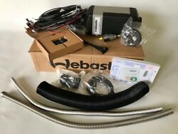 Gasoline WEBASTO  Air Heater 12v 2 kW Full Installation kit +HD Timer