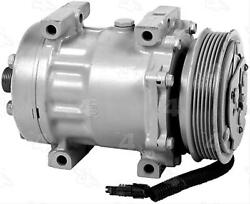 Four Seasons Air Conditioning Compressor Reman Alum. SD709 R-134A EA 57632