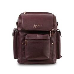Ju-Ju-Be Ever Collection Plum Forever Backpack
