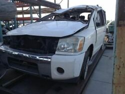 Automatic Transmission 4wd Se Without Tow Package Fits 04 Armada 121099
