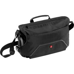 Manfrotto Small Active Messenger Bag (Black)