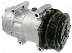 Four Seasons 68551 Air Conditioning Compressor New Aluminum SD709 R-134A Ea