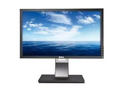 Dell Ultrasharp 22 Inch Lcd Monitor With Power Cable And Vga Cable