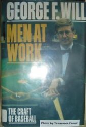 Men at Work: The Craft of Baseball (G. K. Hall (Large Print)) by George F. Will