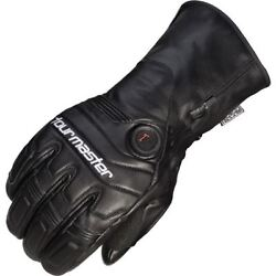 Tour Master Synergy 7.4 Heated Leather Motorcycle Glove