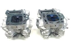 05-13 Kawasaki Brute Force 650 Front Rear Cylinder Heads Head Topend Repair Kit