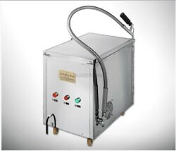 40l Oil Filter Oil Filtration System Filtering Machine For Frying Oil New Bx