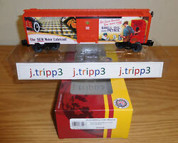 Lionel 6-83246 Shell Motor Oil Gasoline Company Boxcar Toy Train O Gauge Freight