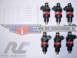 Rc 52lb Flux Assortie Carburant Injecteurs Chevy Ford Gmc Bosch Neuf 550cc