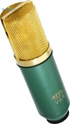MXL V67G Large Capsule Condenser Microphone for Vocals Vocal Mic