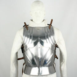 Medieval Warrior German Gothic 16gbreast Plate Body Armor Cosplay Halloween Gift