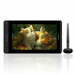 Huion Kamvas Pro 13 Stand Graphics Drawing Tablet Tilt Battery-free Pen 13.3and039and039
