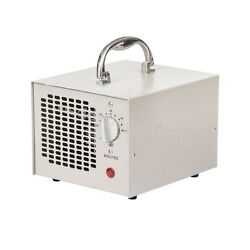 Usa Ozone Generator Commercial Industrial 3500mg/h O3 Mildew Odor Air Purifier