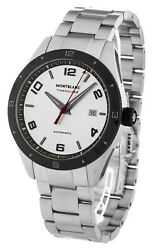 New Timewalker 41mm Automatic Silver Dial Menand039s Watch 116057