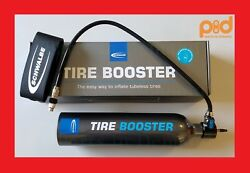 New Schwalbe Tire Booster Tubeless Tire Inflator 1.15l Airshot Charger