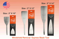 Windshield Removal Blade Tool Express Auto Glass Blade Auto Glass Removal Blade