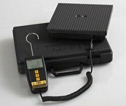 CPS CC50 COMPUTE-A-CHARGE 55 lb Refrigerant Scale