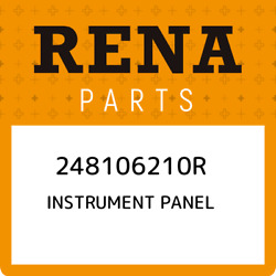 248106210r Renault Instrument Panel 248106210r New Genuine Oem Part
