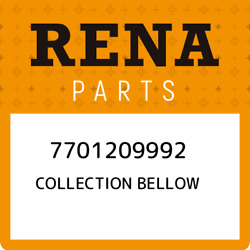 7701209992 Renault Collection Bellow 7701209992 New Genuine Oem Part