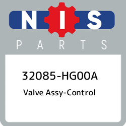 32085-HG00A Nissan Valve assy-control 32085HG00A New Genuine OEM Part