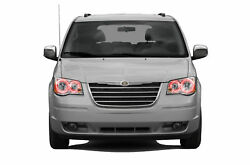 Chrysler Town And Country 05-10 Chs Rgb Colorfuse Led Headlight Halo Ring Kit