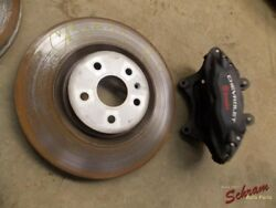 10-15 Chevy Camaro SS OEM Brembo Calipers Rotors Front+Rear Set 2014 2013 2012