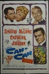 Can-can Vintage Movie Poster [new Misc] Ltd Ed Poster
