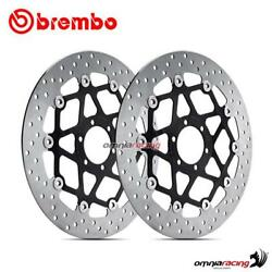 Brembo Serie Oro (Gold Line) Front Brake Disc for Yamaha X Max 250 2005 05