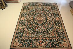 Gorgeous 9x12 Persian Handmade Super Quality Fine Rug 100 Wool Great Deal