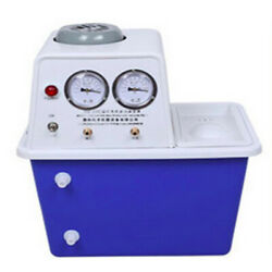 Circulating Water Vacuum Pump Shz-iii 60l/min For Rotary Evaporator And Reactor M